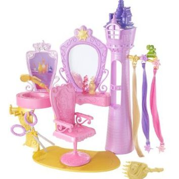Disney Princess Rapunzel Hair Salon