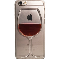 Red Red Wino iPhone 6 Case