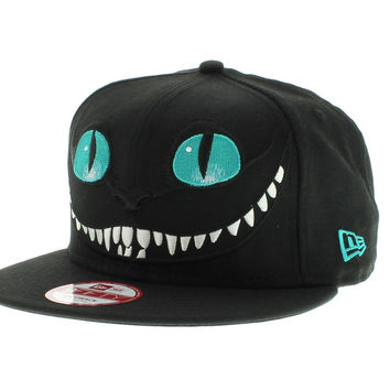 Alice In Wonderland The Cheshire Cat New Era Hats SNAPBACK New Era Cap
