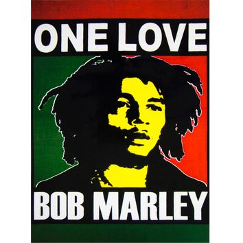 Bob Marley - One Love Tapestry