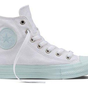 Converse Chuck Taylor All Star Ii Hi Womens Trainers e1c619f92f