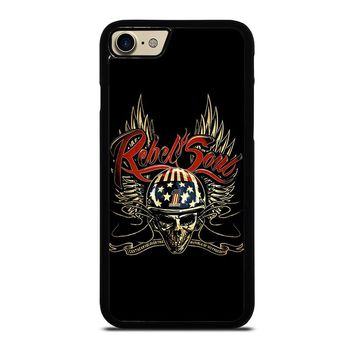 HARLEY DAVIDSON REBEL SOUL iPhone 7 Case Cover