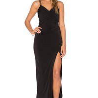Bardot Nadia Maxi Dress in Black