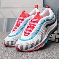 NIKE air max 97 Woman Men Fashion Sneakers Sport Shoes
