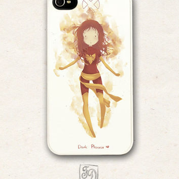 iPhone, iPod, iPad, Samsung Galaxy, Nexus casedark Phoenix, X-men