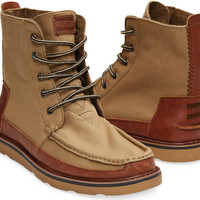 Wheat Brown Men's Searcher Boots