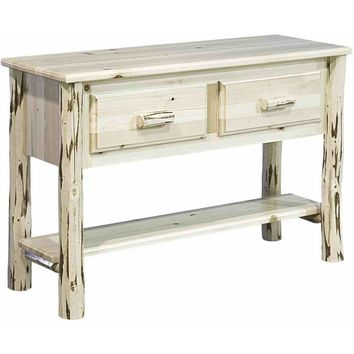 Montana Woodworks - Montana Collection Entry/Sofa Table
