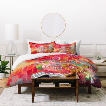 Stephanie Corfee Miss Libby Duvet Cover