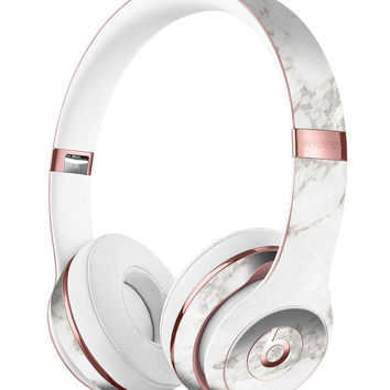 Slate Marble Surface V4 Full-Body Skin Kit for the Beats by Dre Solo 3 Wireless Headphones