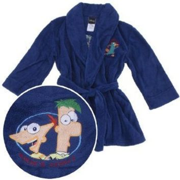 phineas and ferb robe
