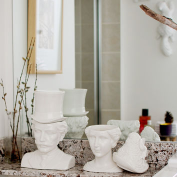The Socialites Two Piece Porcelain Container design by imm Living