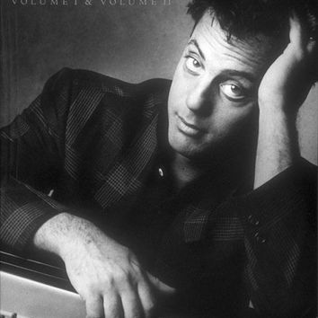 Billy Joel – Greatest Hits Song Book, Volumes 1 and 2