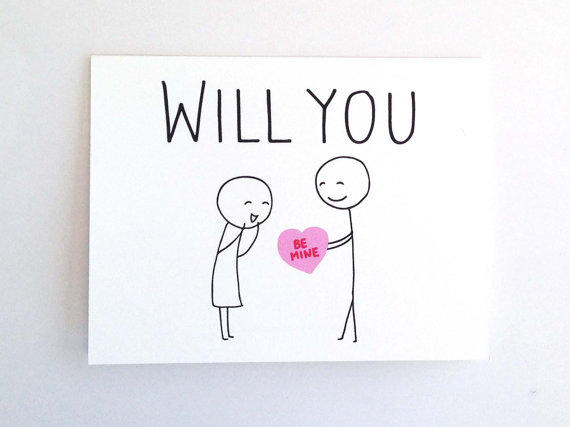 Best Love You Cards For Him Products on Wanelo – Small Valentine Cards