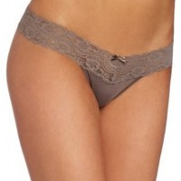 b.tempt'd by Wacoal Women's Supernatural Thong Panty