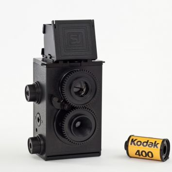 The DIY Twin Lens Camera Kit - The Photojojo Store!