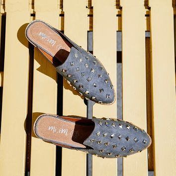 Mi.iM - stuart - studded mule slides - more colors