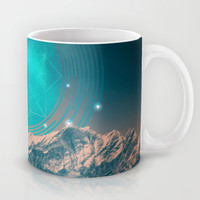 Made For Another World Mug by Soaring Anchor Designs