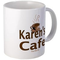 Tree Hill: Karen's Cafe Mug