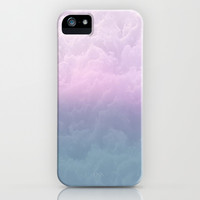 Clouds iPhone & iPod Case by Amber Rose | Society6