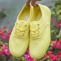 Trendsetter VANS Authentic Canvas Old Skool Flats Sneakers Sport Shoes