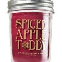 Mason Jar Candle Spiced Apple Toddy