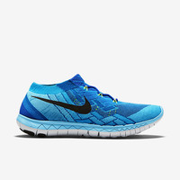 The Nike Free 3.0 Flyknit Men's Running Shoe.