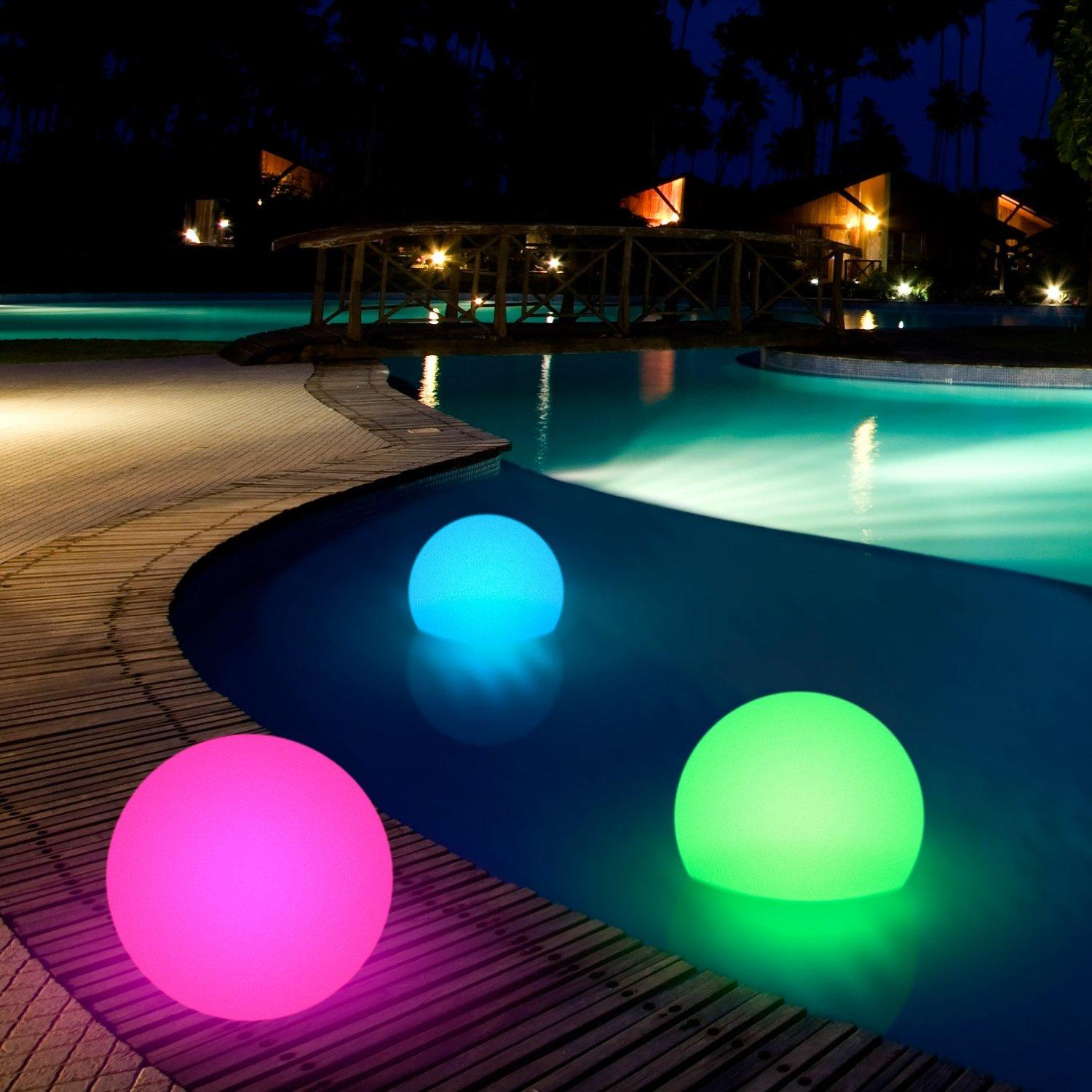 floating 10 light up led ball as seen from amazon. Black Bedroom Furniture Sets. Home Design Ideas