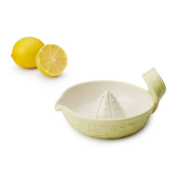 Chartreuse Citrus Juicer | Ceramic Kitchen Juicer