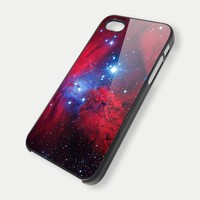 Fox Fur Nebula 1 - iPhone 4 Case, iPhone 4s Case and iPhone 5 case Hard Plastic Case
