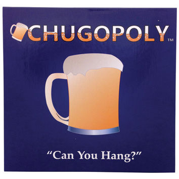 Chugopoly Board Game