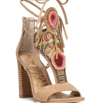 Sam Edelman Yvette Dress Sandals | Dillards
