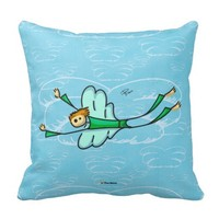 Angel Throw Cushions