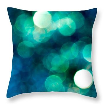 "Midnight Magic Throw Pillow for Sale by Jan Bickerton - 14"" x 14"""