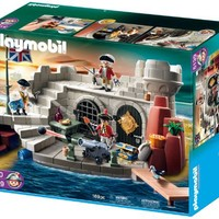 PLAYMOBIL Soldiers Fort with Dungeon