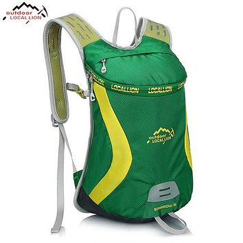 Double Strap Multi-Color Cycling/Hiking Backpack
