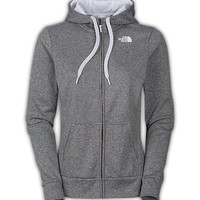 The North Face Women's Shirts & Tops Hoodies WOMEN'S FAVE FULL ZIP HOODIE