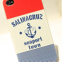 Cool Anchor Hard Cover Case For Ip.. on Luulla