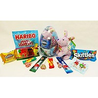 Unlocking Greatness Easter Egg Gift Basket (Gummi Bears)