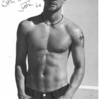 Justin Timberlake - Shirtless 11x17 Poster