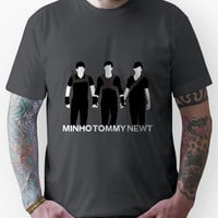 Newt Minho And Tommy Unisex T-Shirt