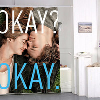 okay okay special custom shower curtains that will make your bathroom adorable