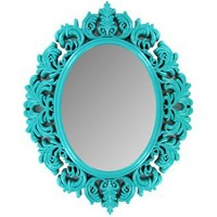 Turquoise Victorian Mirror | Shop Hobby Lobby