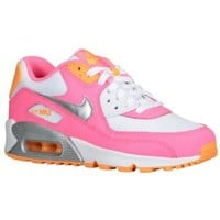 Nike Air Max 90 2007 - Girls' Grade School
