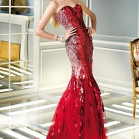 Alyce Paris 2320 at Prom Dress Shop
