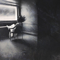 Between these lonely walls Photograph by Kamila  Gornia - Between these lonely walls Fine Art Prints and Posters for Sale