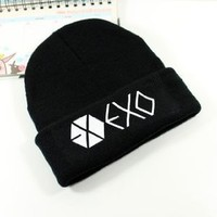 Kpop Knitted Hat Exo
