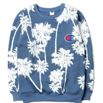Champion Palm Tree Crewneck