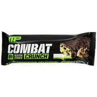Muscle Pharm Combat Crunch Bars Chocolate Chip Box of 12