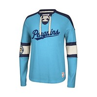 Reebok Men's Pittsburgh Penguins NHL Long Sleeve Long Sleeve Tops | Official Reebok Store