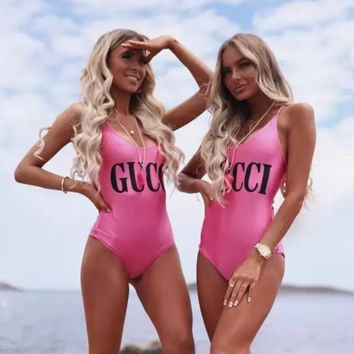 GUCCI Swimsuits One Piece Bathing Suits